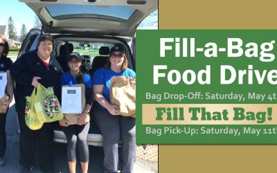 Fill-a-Bag Food Drive 2019