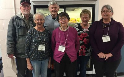 Monday Food Bank Volunteers in Morrisburg