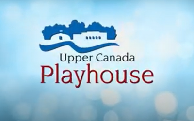 "Help Upper Canada Playhouse ""Get On With the Show"""