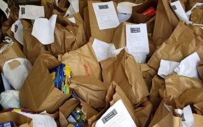 Fill-a-Bag Food Drive 2021